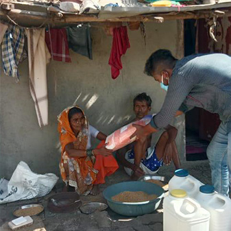Covid 19 Ration Relief Fund