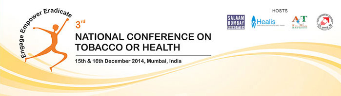 NATIONAL CONFERENCE ON TOBACCO OR HEALTH 2014